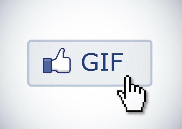 Los gifs en Facebook ahora tienen un botón dedicado para los comentarios