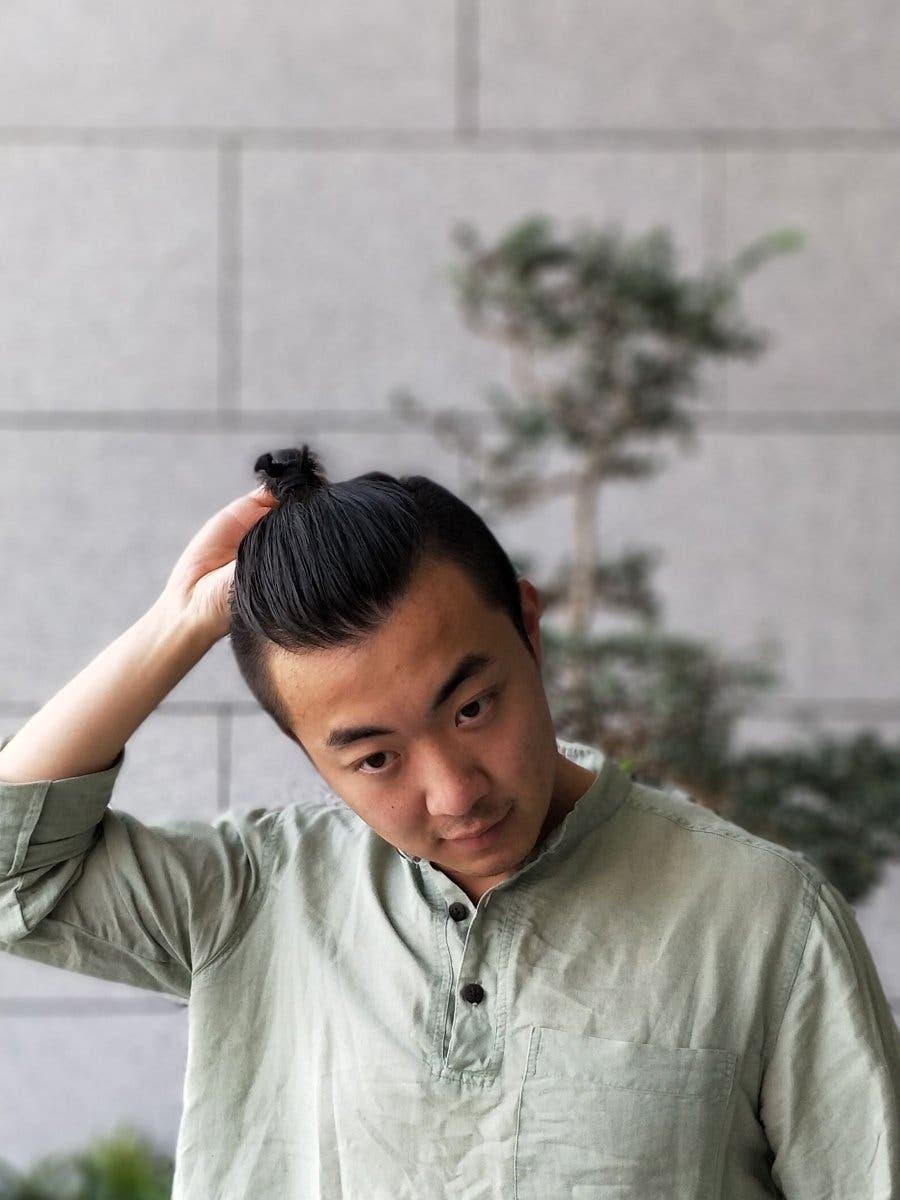 foto modo retrato OnePlus 5