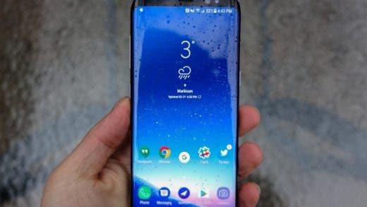 Comparativa del Samsung Galaxy S8 con 4 GB de RAM vs con 6 GB de RAM
