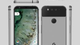 Google Pixel 2 grey