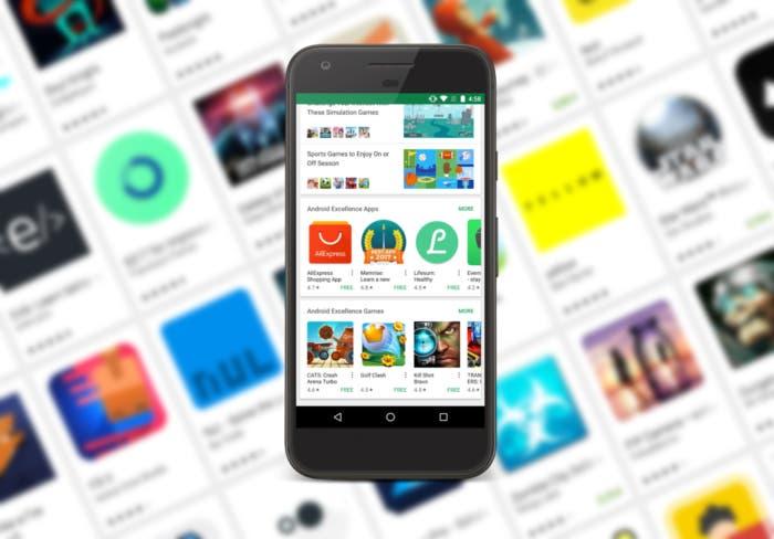 Google Play ahora agrupa las mejores aplicaciones y juegos de Android