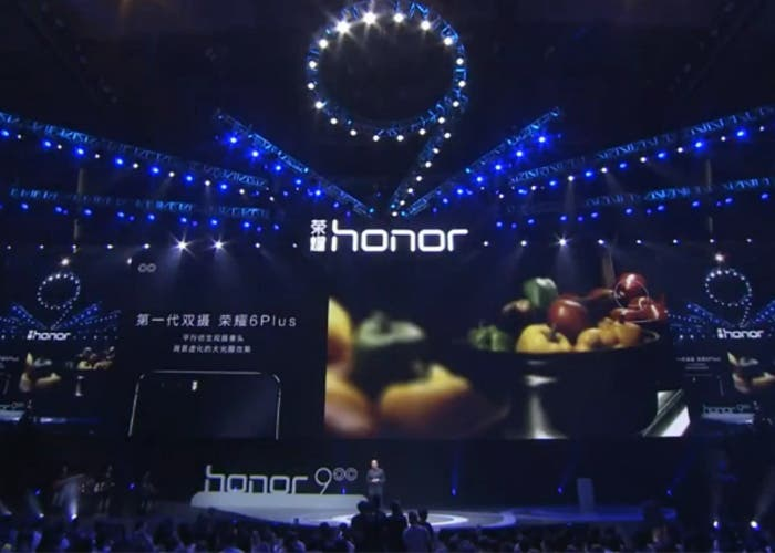 Presentación Honor 9