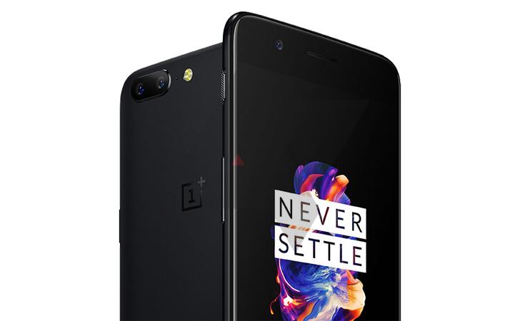 Esta imagen del OnePlus 5 nos revela su diseño idéntico al iPhone 7 Plus