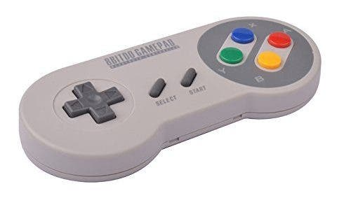 Mando SNES 8bitdi bluetooth