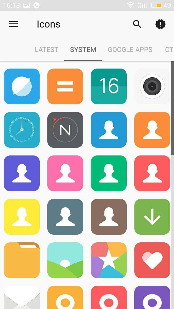 miui 8 iconos