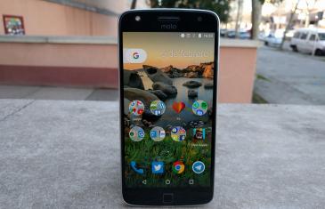 El Moto Z Play más barato que nunca en esta oferta de Amazon