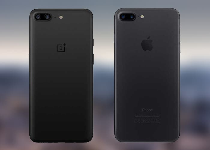 iPhone 7 Plus vs OnePlus 5, lo que importa está en el interior