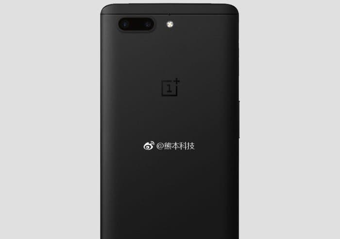La cámara doble del OnePlus 5 podría ser similar al del iPhone 7 Plus