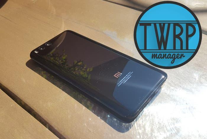 Ya puedes descargar TWRP para el Xiaomi Mi6 oficialmente
