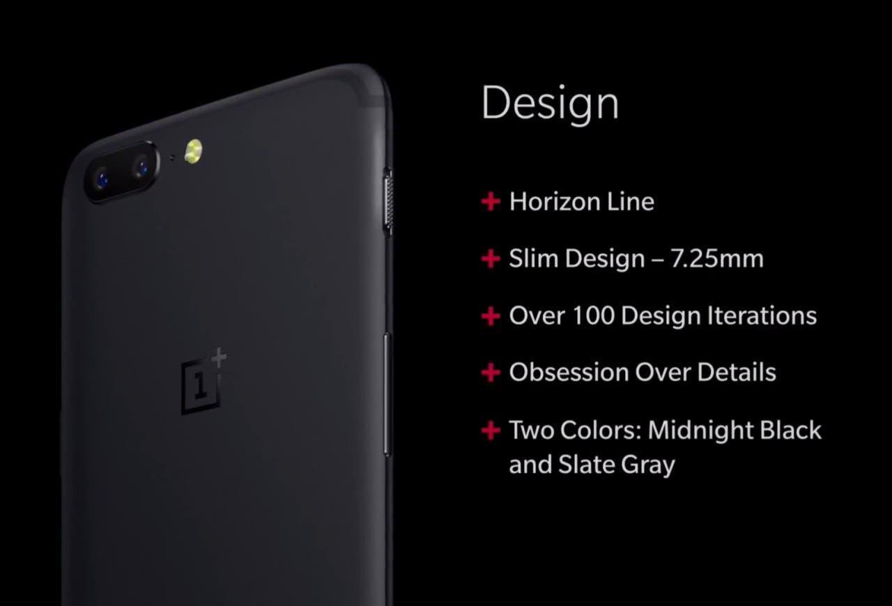 Características y precio del OnePlus 5, un dispositivo que por fin es oficial