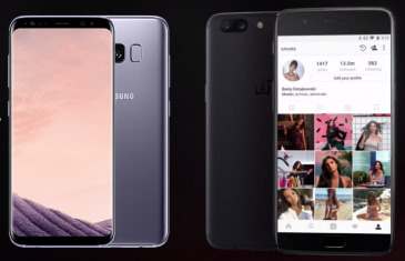 OnePlus 5 vs Samsung Galaxy S8: un duelo donde el precio es la clave