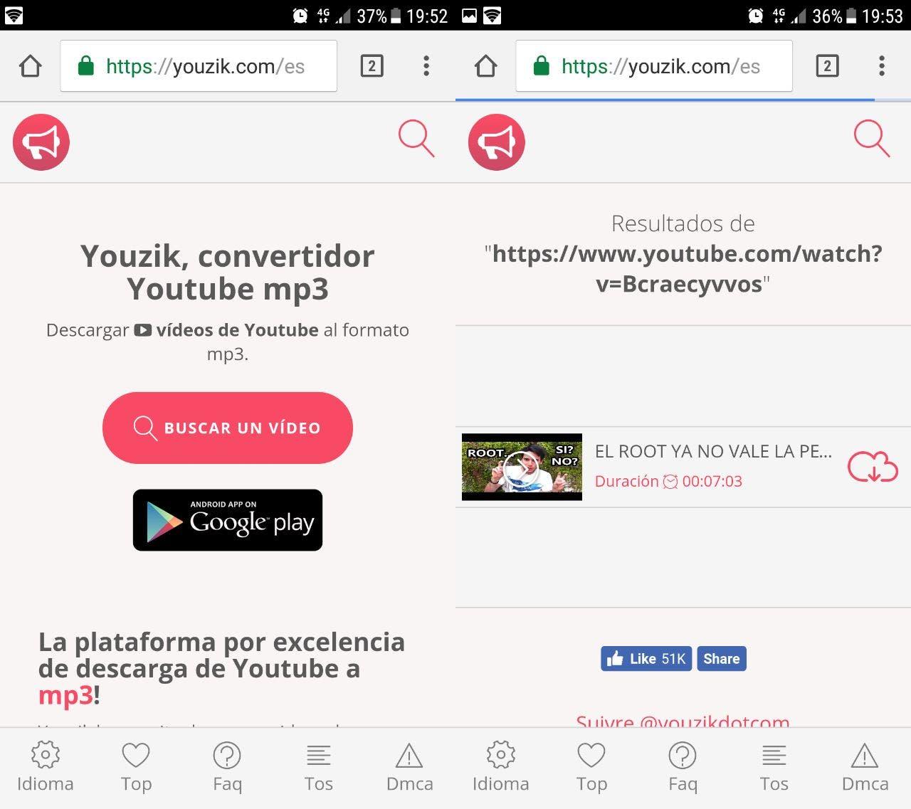 programa para descargar videos de internet para android