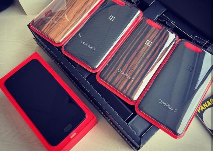 Así luce el diseño del OnePlus 5, sus fundas y su parte delantera