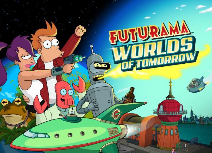 Descarga ya el nuevo juego de Futurama para Android