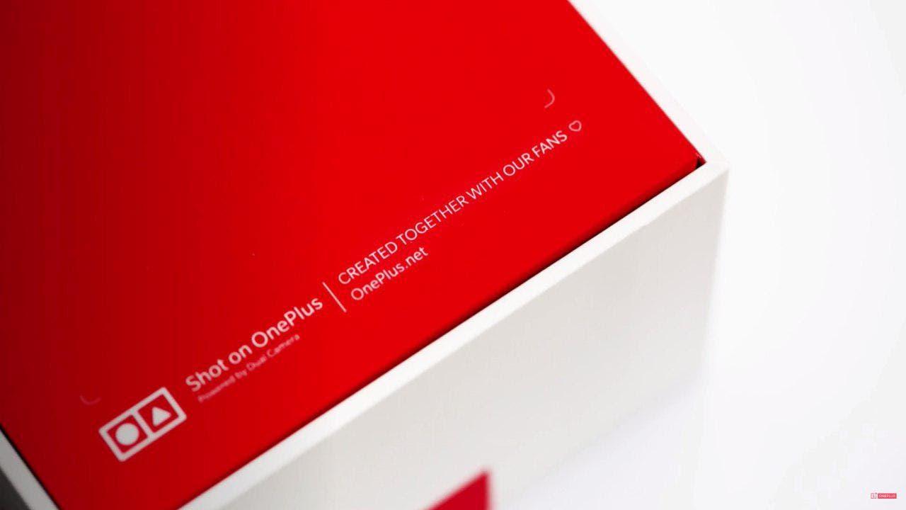 Oneplus 5 caja