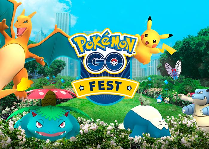 Las novedades del evento de Pokémon Go por su aniversario
