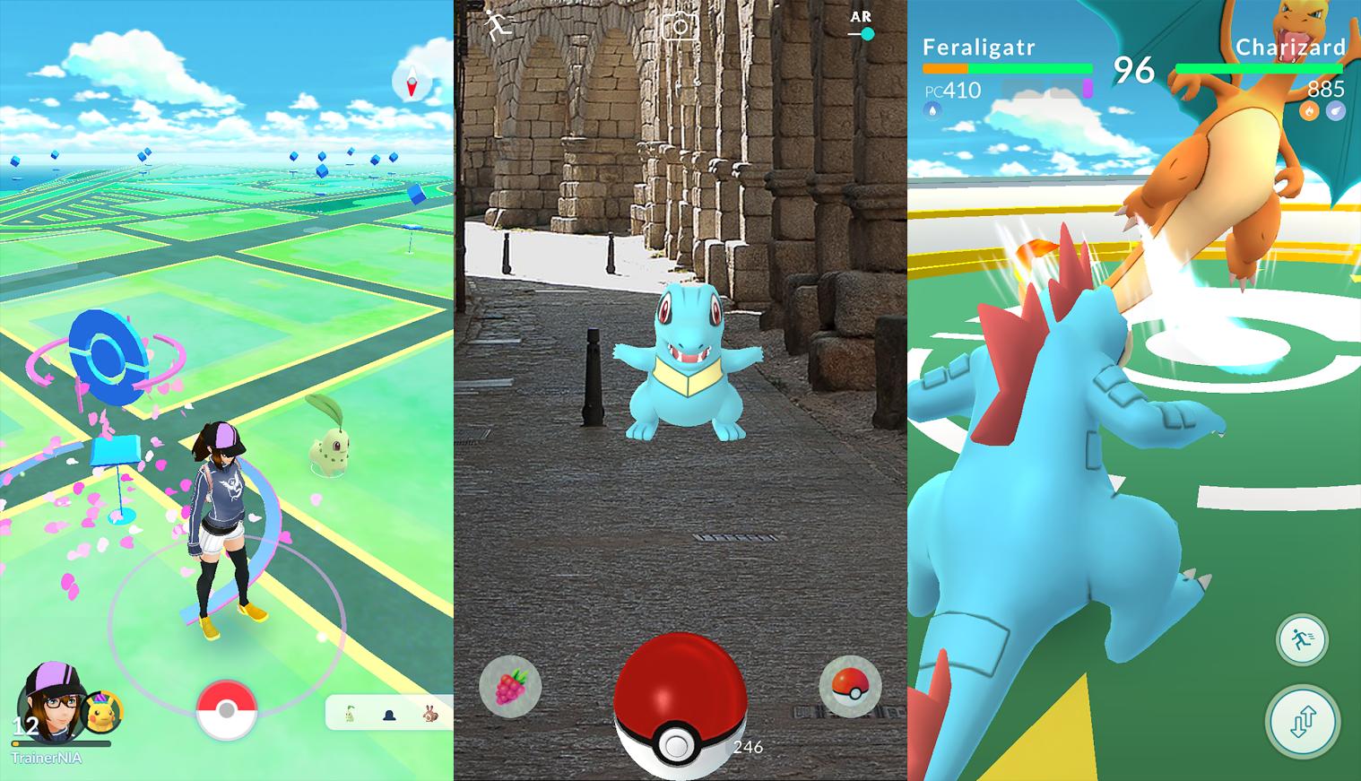 Imágenes de Pokémon GO