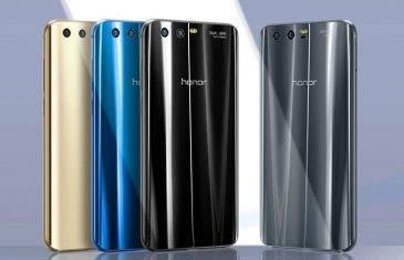 El precio del Honor 9 es similar al del OnePlus 5