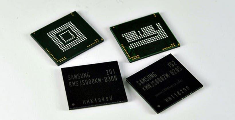 Chips de RAM de Samsung