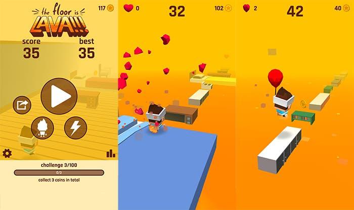 The Floor is Lava: porque las apps de spinners eran sólo el comienzo