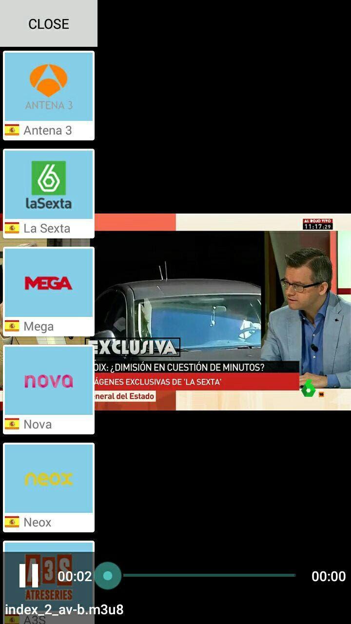 tv line en directo
