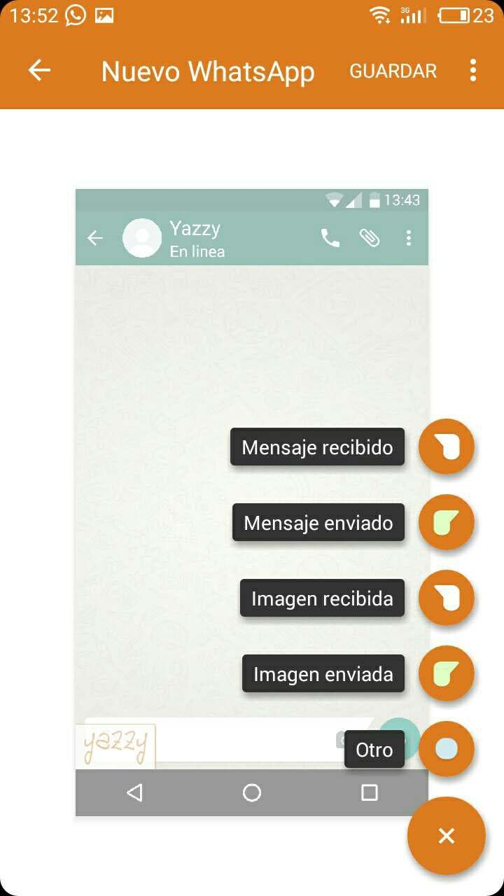 yazzy whatsapp