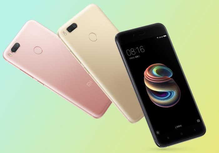 El Xiaomi Mi 5X ya es oficial con MIUI 9 en su interior