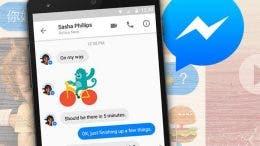 Facebook messenger conversacion