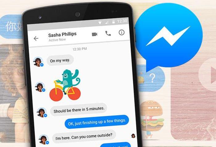 Los anuncios de Facebook Messenger ya están todos los móviles del mundo