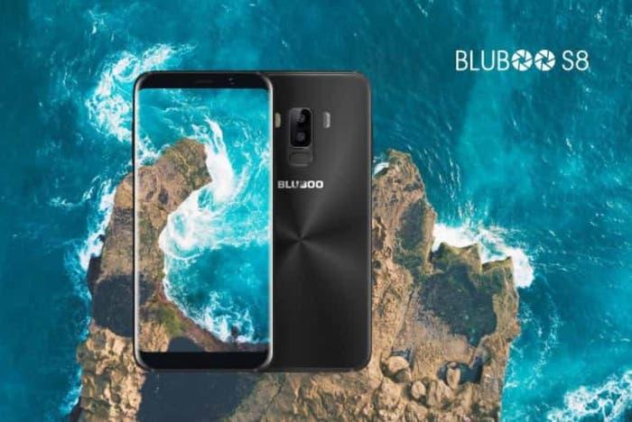 Consigue el Bluboo S8 más barato gracias a su preventa