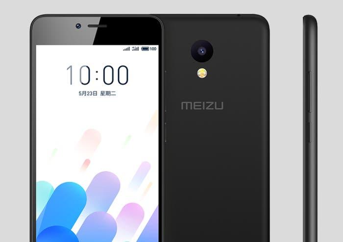 Nuevo Meizu A5: un gama de entrada con gran batería por menos de 100 euros