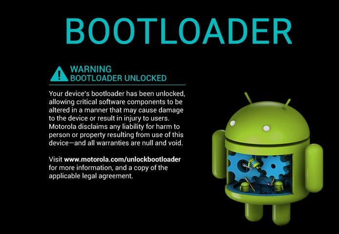 Como desbloquear el bootloader de un Android
