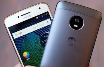 Compra el Motorola Moto G5 de 3 GB de RAM más barato que nunca