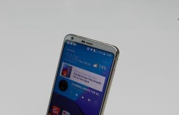 Estas podrían ser las características del nuevo LG G6 Mini