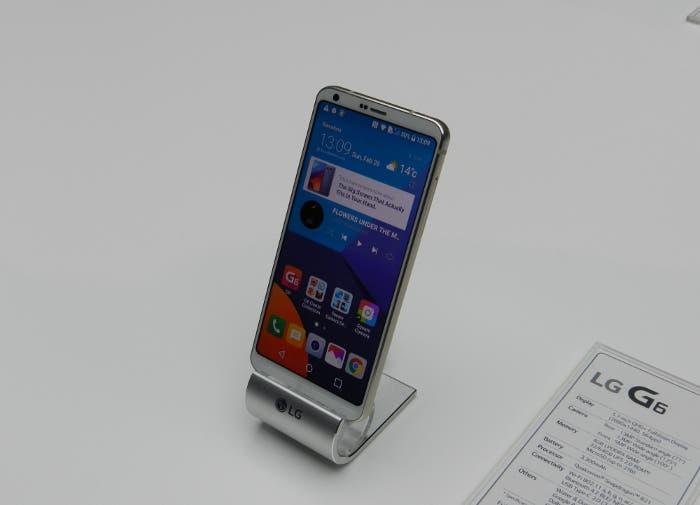 El LG G6 Mini ya tiene fecha de presentación confirmada
