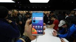 LG G6 diseño
