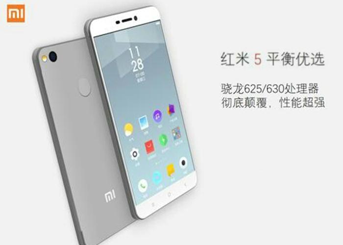Se filtran las características del Xiaomi Redmi 5