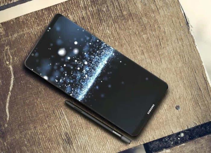 ¡Mira este nuevo vídeo del Samsung Galaxy Note 8!