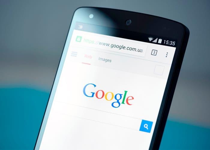 La interfaz de Google se renueva solo para móviles