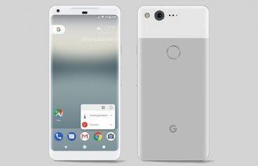 Reveladas algunas características del Google Pixel XL 2 muy importantes