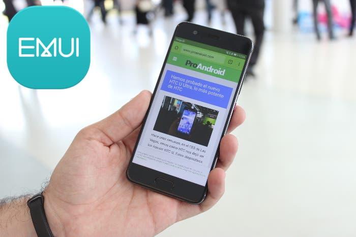 EMUI 6 estará basado en Android 8 y será mucho más fluido