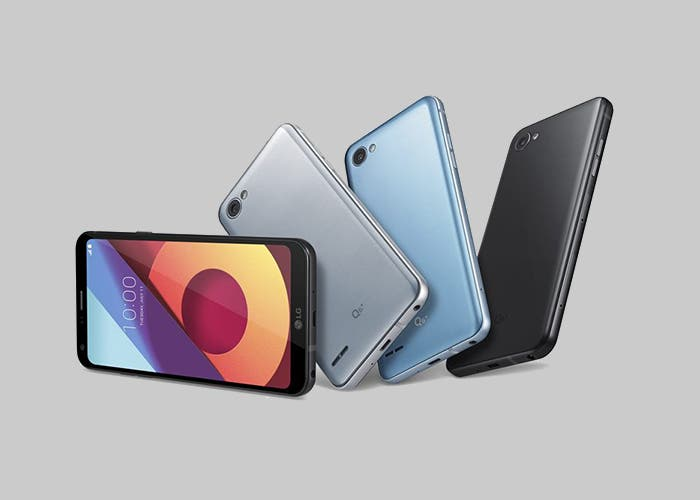 Los nuevos LG Q6 ya son oficiales con una sola cámara