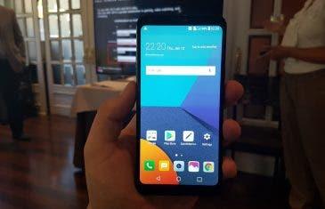Conoce el precio y disponibilidad del LG Q6, la nueva versión mini del LG G6