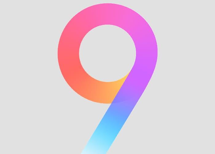 Logo MIUI™ 9