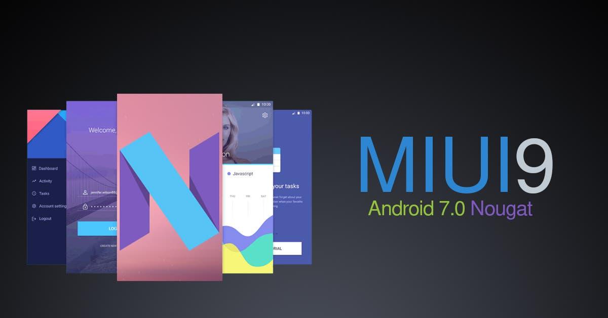 MIUI nueve features