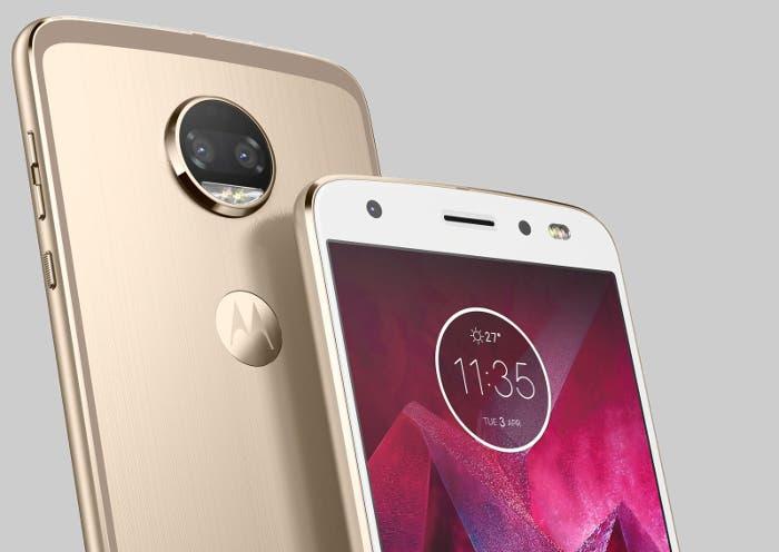 El Motorola Moto Z2 Force ya es oficial y tiene precio fijado