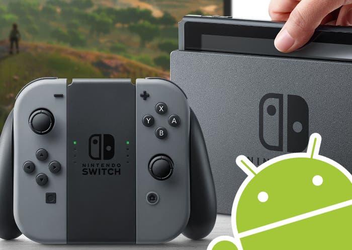 La aplicación móvil de Nintendo Switch ya está disponible en Google Play