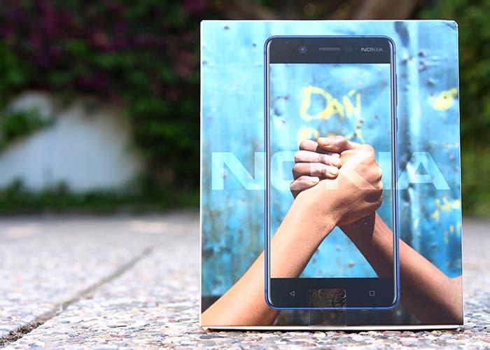 Caja Nokia 5