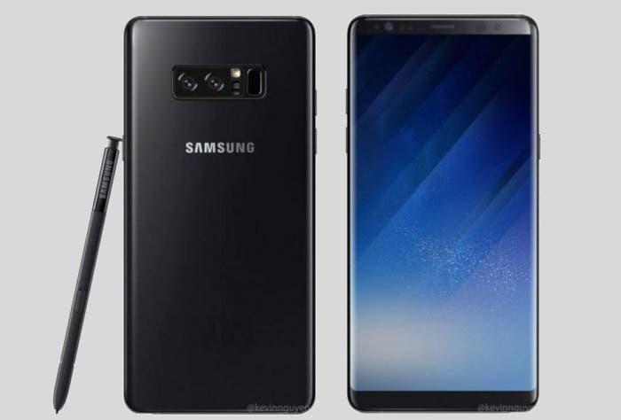 El Samsung Galaxy Note 8 podría contar con más RAM de lo esperado