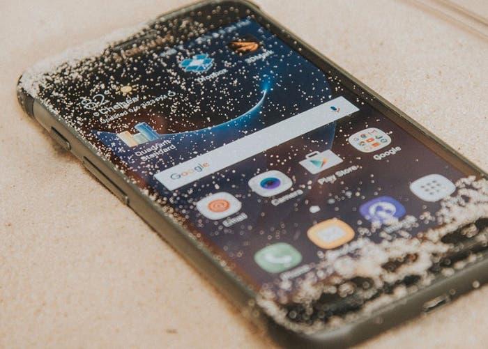 Así es el diseño oficial del Samsung Galaxy S8 Active